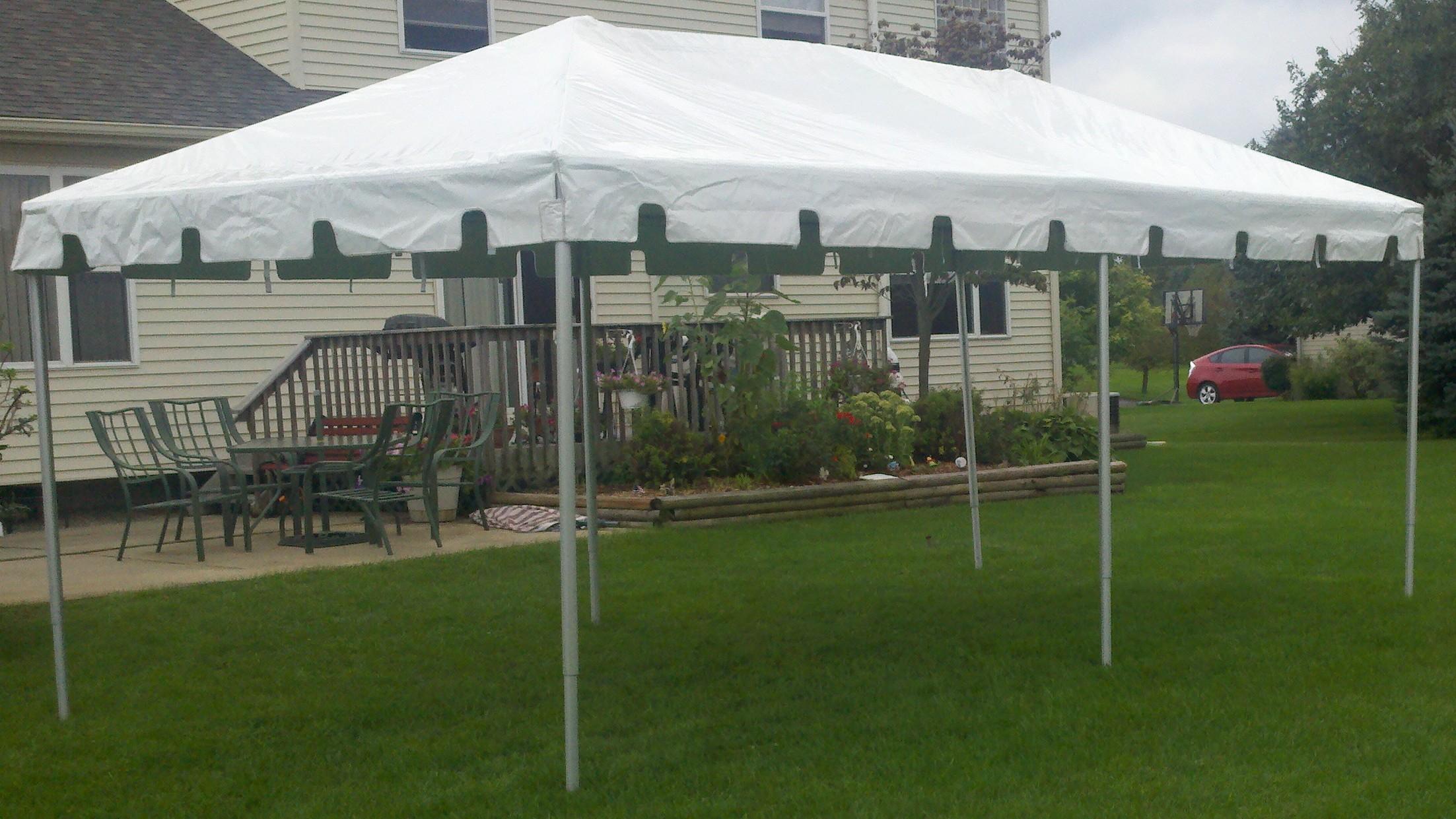 Tents, Pole Tents, Frame Tents, Pop-Up Tents